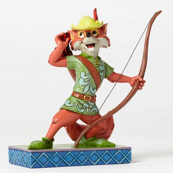 Roguish Hero-Robin Hood Figurine