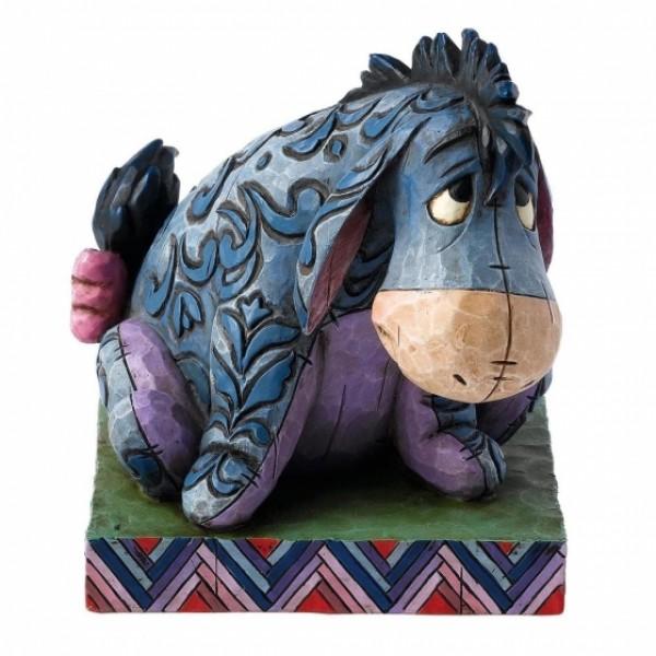 Disney True Blue Companion Eeyore Figurine
