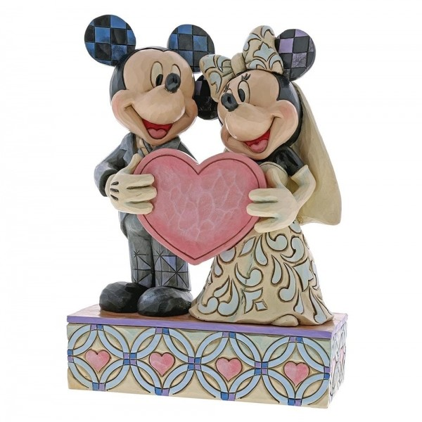 Mickey and Minnie Two Souls , One Heart