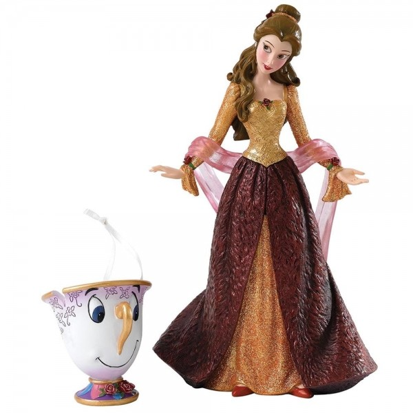 Disney Belle Figurine with Chip