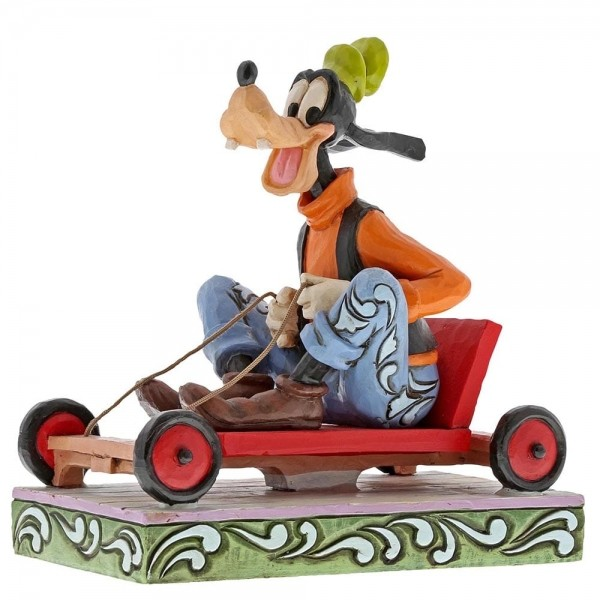 Life In The Slow Lane Goofy  Mickey Donald