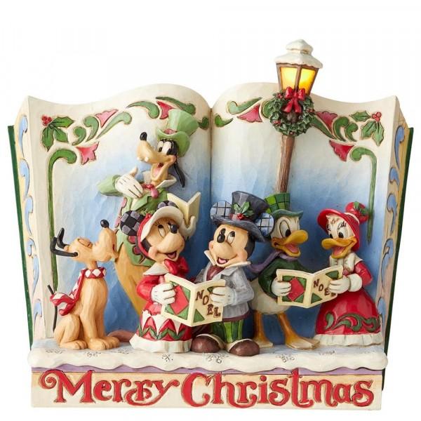 Merry Christmas Christmas Carol Storybook