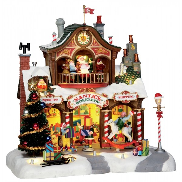 Lemax Santas Workshop