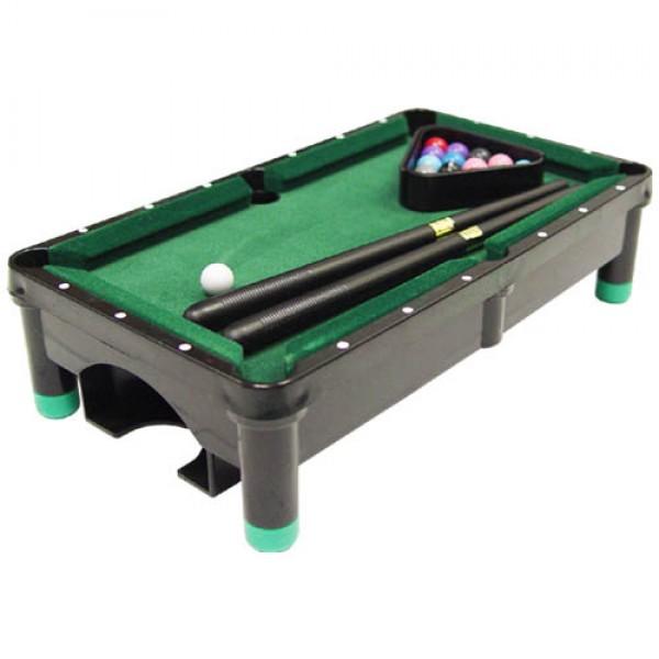 Plastic Mini Pool Table