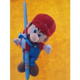 Λαμπάδα Super Mario Λούτρινο