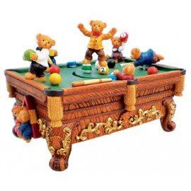 Pool Table With Melody