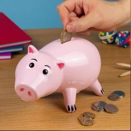 DISNEY - Toys Story - Hamm Piggy Bank
