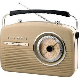 Camry Radio Ivory