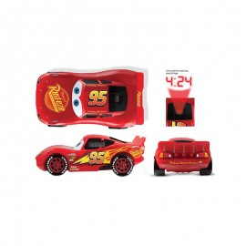 CARS 3 - Flash McQuinn LED Projection Alarm Clock