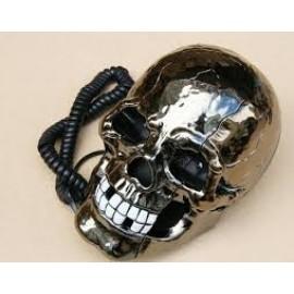Telephone Skull