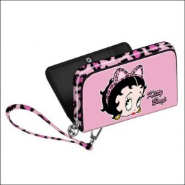 Big Wallet Betty Boop Kitty