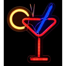 Neon Led Cocktail