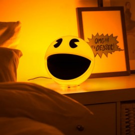 PAC-MAN - Pac-Man lamp with remote control & sound