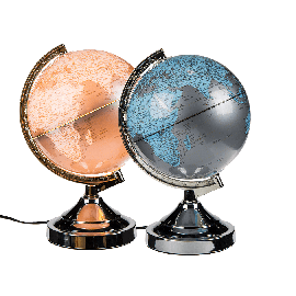 Touch Lamp Globe