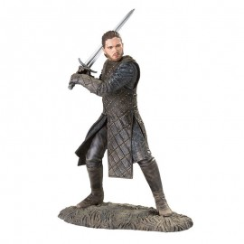 GAME OF THRONES - Figurine Jon Snow Battle of the Bastards