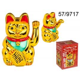 Waving Cat Maneki Neko Lucky Cat