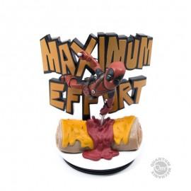 MARVEL - Q-Fig Deadpool Maximum Effort
