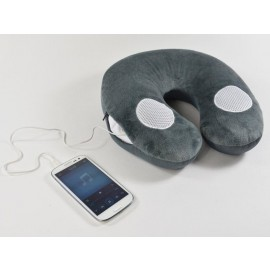 Travelpillow With Speakers