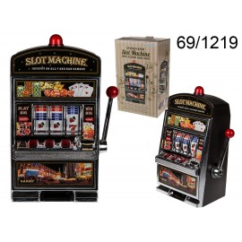Jackpot Slot with Sound and Light and Saving Bank