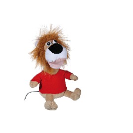 Lion MP3 Phone Speaker with Movement