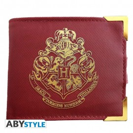 "Harry Potter Premium Wallet ""Golden Hogwarts"""