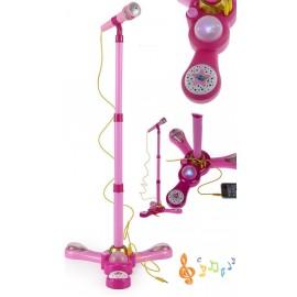 Pink Karaoke Microphone for Girls