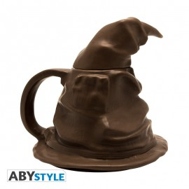 HARRY POTTER - Mug 3D - Sorting Hat