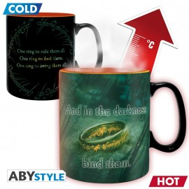 LORD OF THE RING - Mug Heat Change