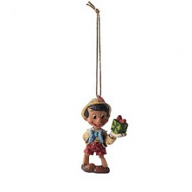 Disney Traditions Pinocchio Hanging Ornament