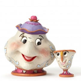 A Mother's Love-Mrs. Potts and Chip Figurine