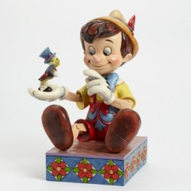 Just Give  A Little Whistle Pinocchio