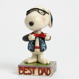 Best Dad Father's Day Snoopy.