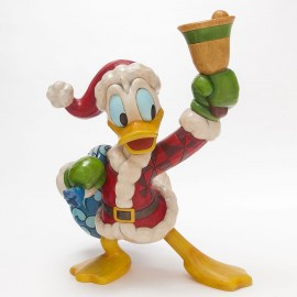 Ring In The Holidays-Donald Duck Figurine