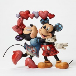 Love Is In The Air Mickey & Minnie