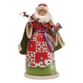 Heartwood Creek Christmas Miracles Santa Claus Figurine by Jim Shore