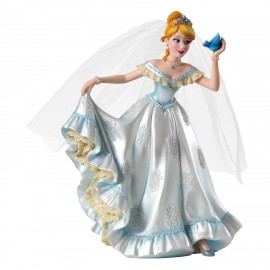 Cinderella Wedding Figurine