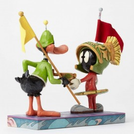 Marvin And Duck Dodgers - I Claim This Planet