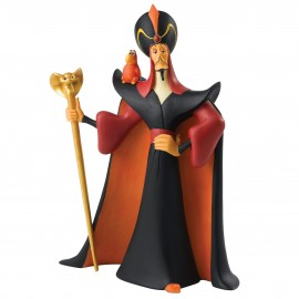 Disney Iago and Jafar Figurine- O Mighty Evil One