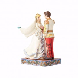 Disney Traditions Cinderella & Prince - Happily Ever After Figurine