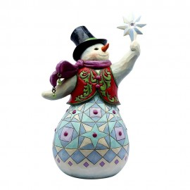 A Sparkling Celebration Like Sno-Other - 15th Anniversary Snowman