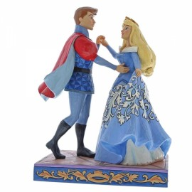 Swept Up in the Moment (Aurora & Prince Figurine)