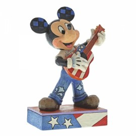 Rock and Roll (Mickey Mouse Figurine)