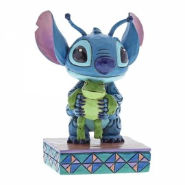 Strange Life-Forms (Stitch with Frog Figurine)