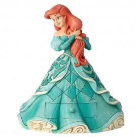 Ariel Cinderella Belle Rapunzel Aurora Treasure Keeper Figurine