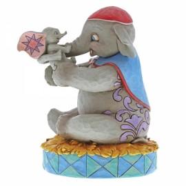 A Mother's Unconditional Love (Mrs Jumbo & Dumbo Figurine)