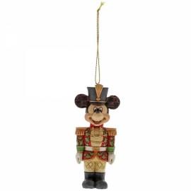 Nutcracker Disney Christmas Ornaments- Mickey, Minnie, Donald