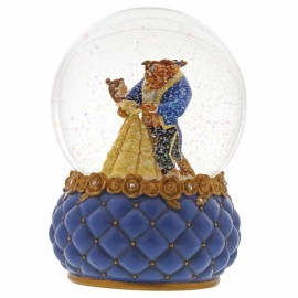 Beauty and the Beast Waterball by Enesco