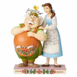 Devoted Daughter (Belle & Maurice Figurine)