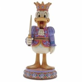 Reigning Royal (Donald Duck Figurine) Jim Shore Disney