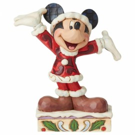 It's a Splendid Season Mickey Mouse Figurine